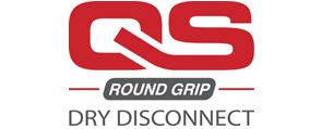 KLAW Dry Disconnect Round Grip logo