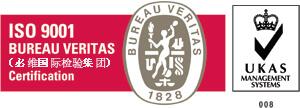 Bureau Veritas(必维国际检验集团) ISO 9001